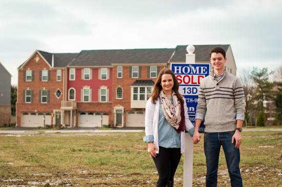 Ryan Homes Sold Home Sign Holders