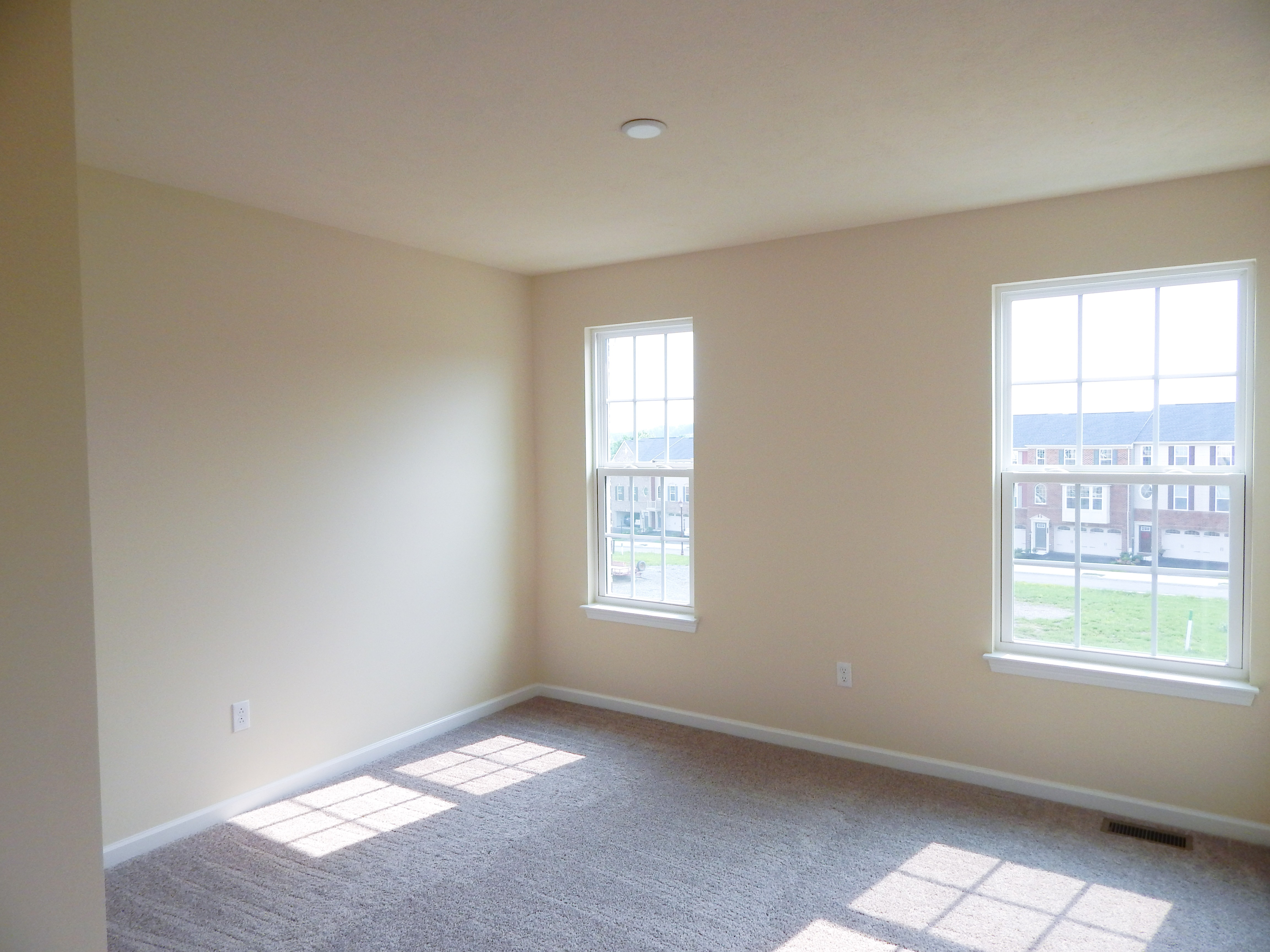 Guest Bedroom Second Level Ryan Homes Wexford