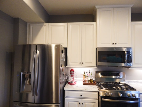 Painting the Kitchen - Small Update, Big Results-11