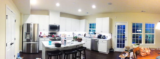 Painting the Kitchen - Small Update, Big Results-12