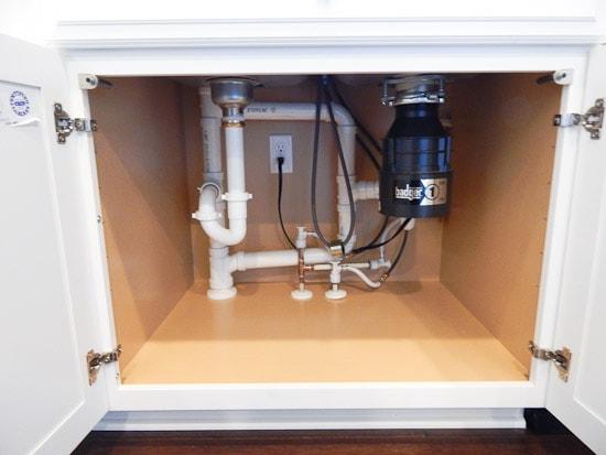Organizing Under the Kitchen Sink L-6