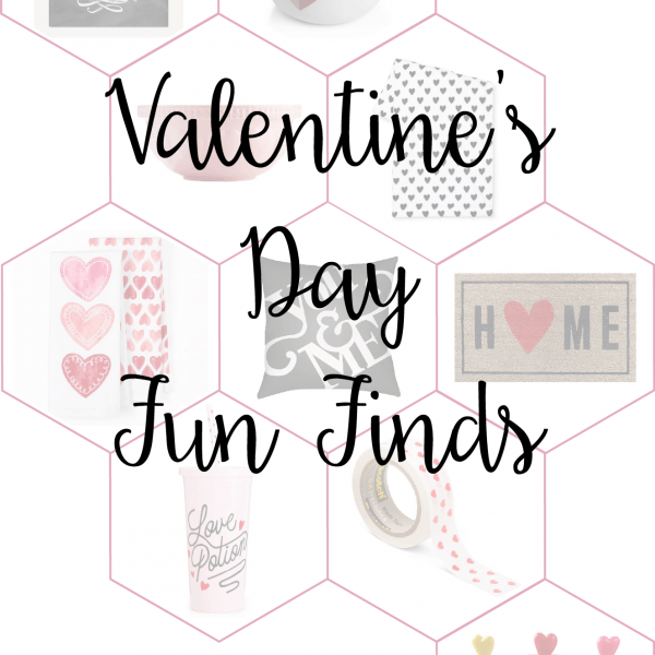 Valentine's Day Fun Finds Feature Image