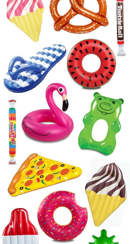 Cute Pool Floats for Summer