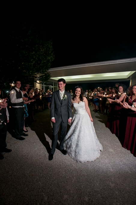 The venue for both our ceremony and reception was the Walden Inn and Spa in Aurora Ohio. It was literally the perfect venue, and if you are ever in Aurora, you have got to stay there. It's amazing!