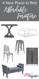 A New Place to find Affordable Furniture {with Groupon}