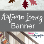 Autumn Leaves Banner