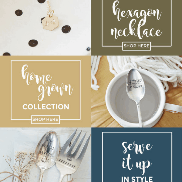 The Keys to Inspiration curated collection with Jessica N Designs! I love all these handmade beautiful items!