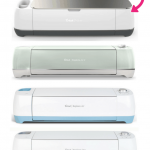 Which Cricut should I buy? This post is so informative! It explains all the different Cricut machines and the features of each one. Now including the new Cricut Maker machine!