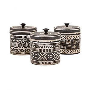Get the Modern Classic look for less! Affordable Stylish Storage Containers for your home. All of these are from Amazon!
