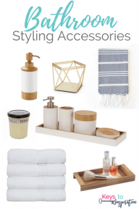 Bathroom Styling Accessories