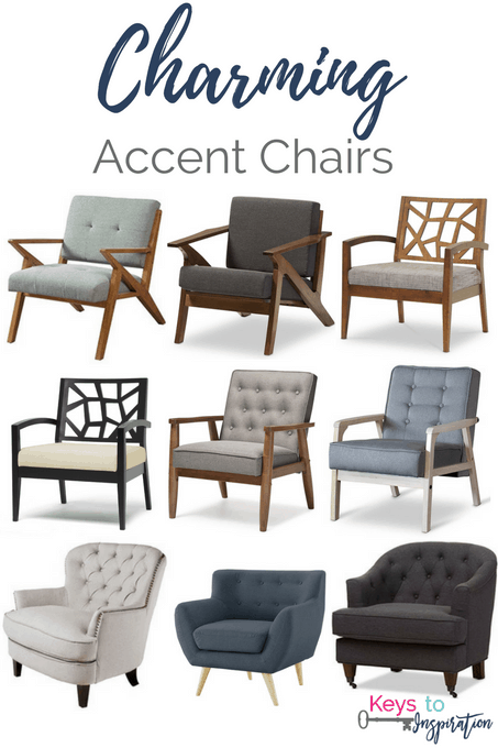 Charming Accent Chairs