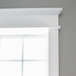 DIY Modern Craftsman Window Trim