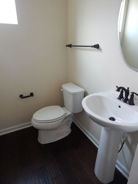 Powder room design plans, renovating a powder room, shiplap and modern classic style