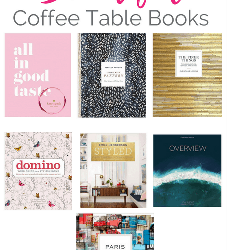 Beautiful Coffee Table Books Christene Holder