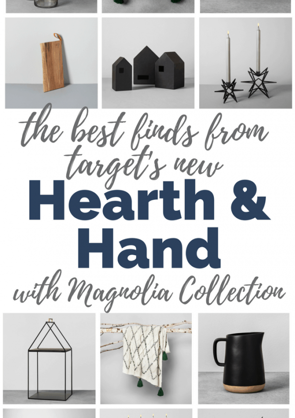 The Best Finds from Target's New Hearth & Hand with Magnolia Collection