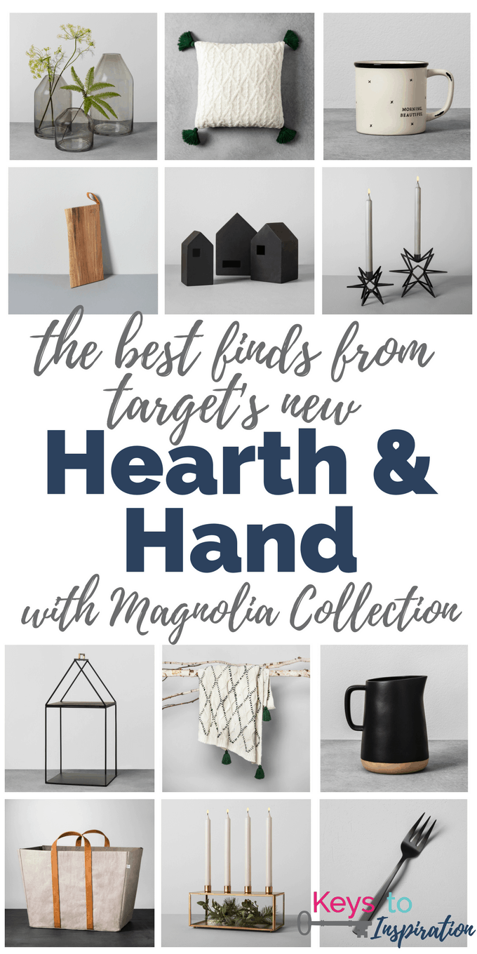 The Best Finds from Target's New Hearth & Hand with Magnolia Collection. Stylish decor for your home at budget friendly prices!