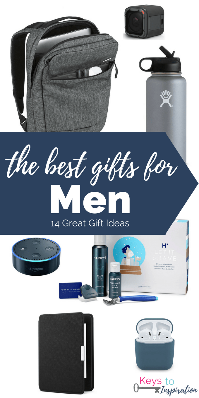 The Best Gifts For Men Keys To Inspiration