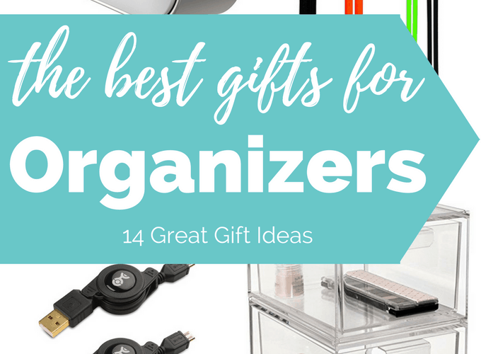 The best gifts for organizers may not be obvious to everyone. But with this ultimate gift guide for organizers, you'll be able to find a gift they will love!