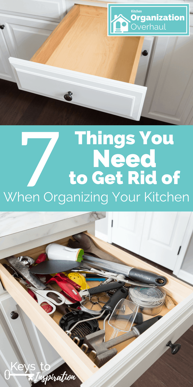 7 Things You Need To Get Rid Of When Organizing Your