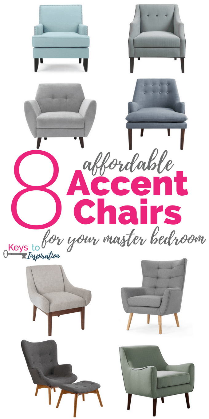 12 Affordable Accent Chairs for Your Master Bedroom » Christene Holder