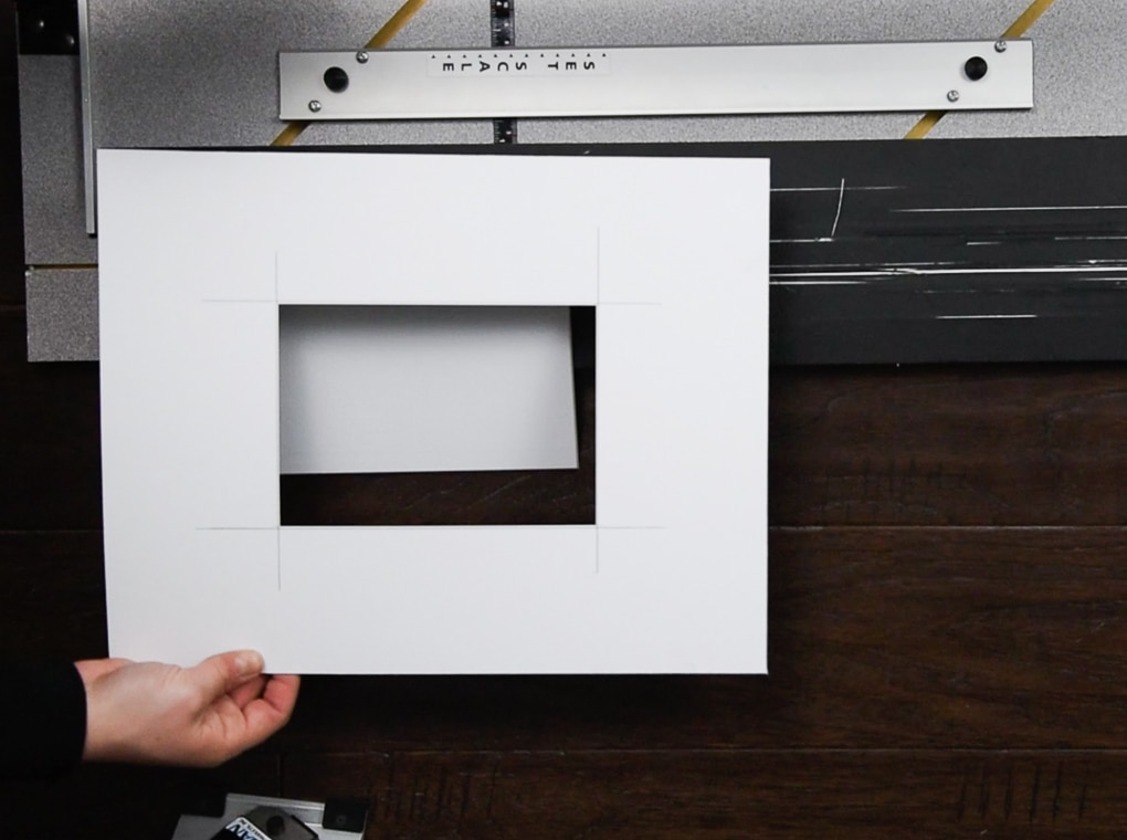 Learn how to custom frame your own photos by cutting mat boards at home using a mat cutting tool. You'll be able to DIY the professional look of custom framing.