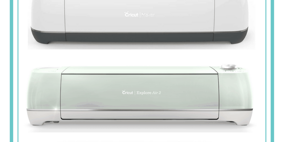 Cricut Explore Machines comparison