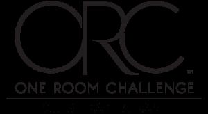 one room challenge guest participant logo black