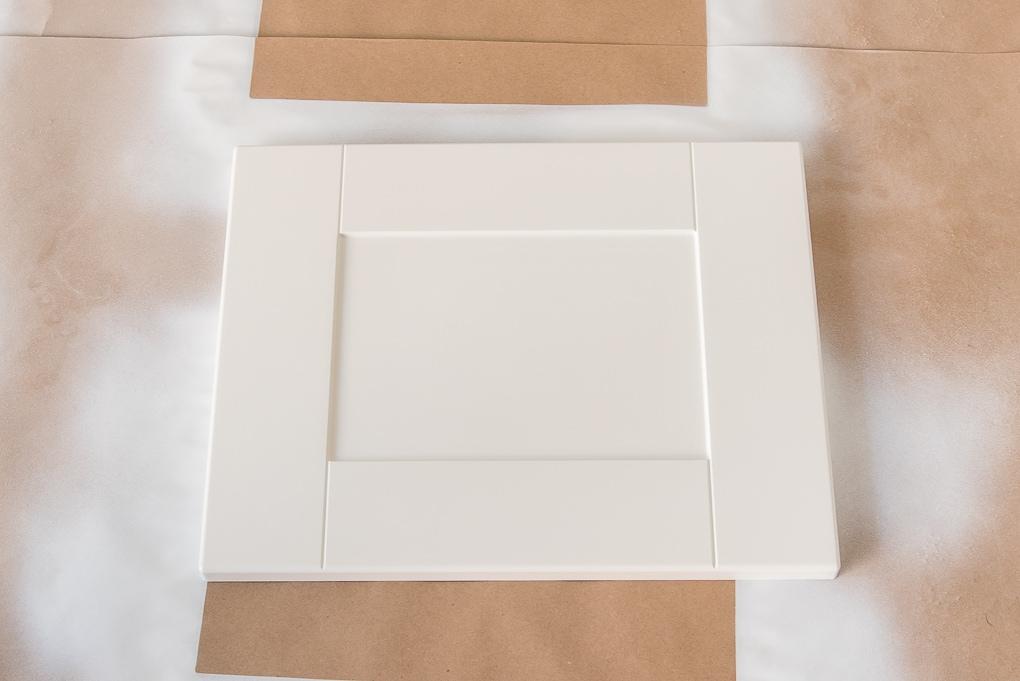 IKEA SEKTION cabinet drawer front white