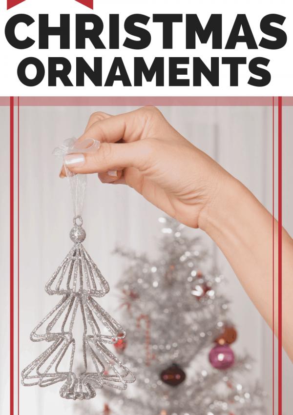 45+ Handmade Christmas Ornaments {2018 Ornament Exchange}