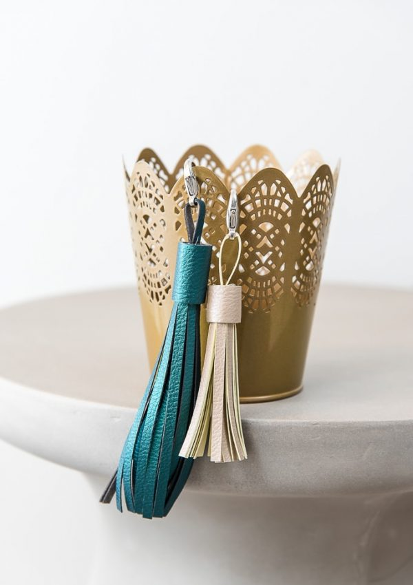 Easy Leather Tassels