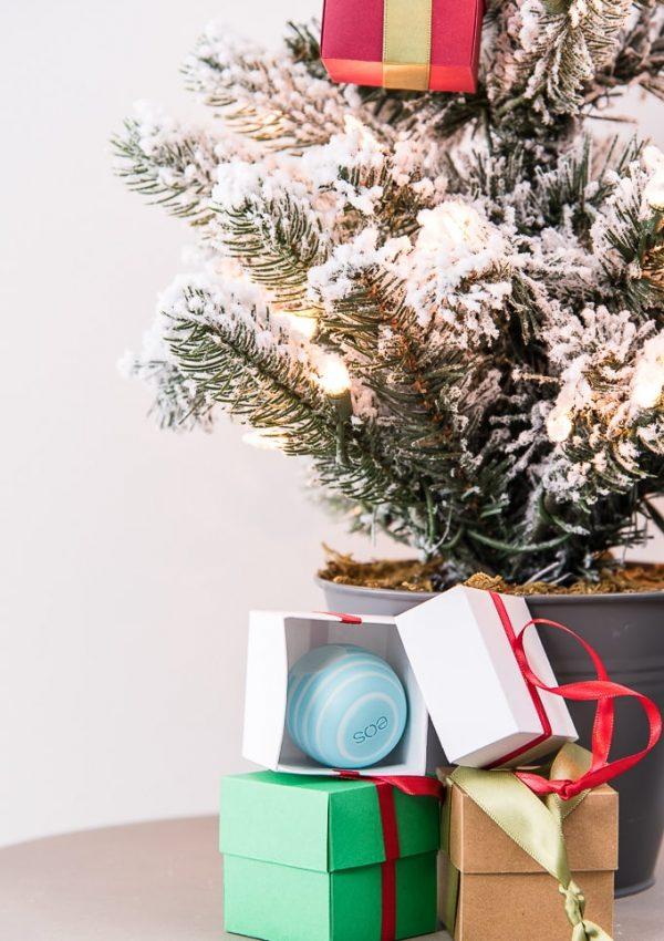 Simple Folding Box Gift Ornament