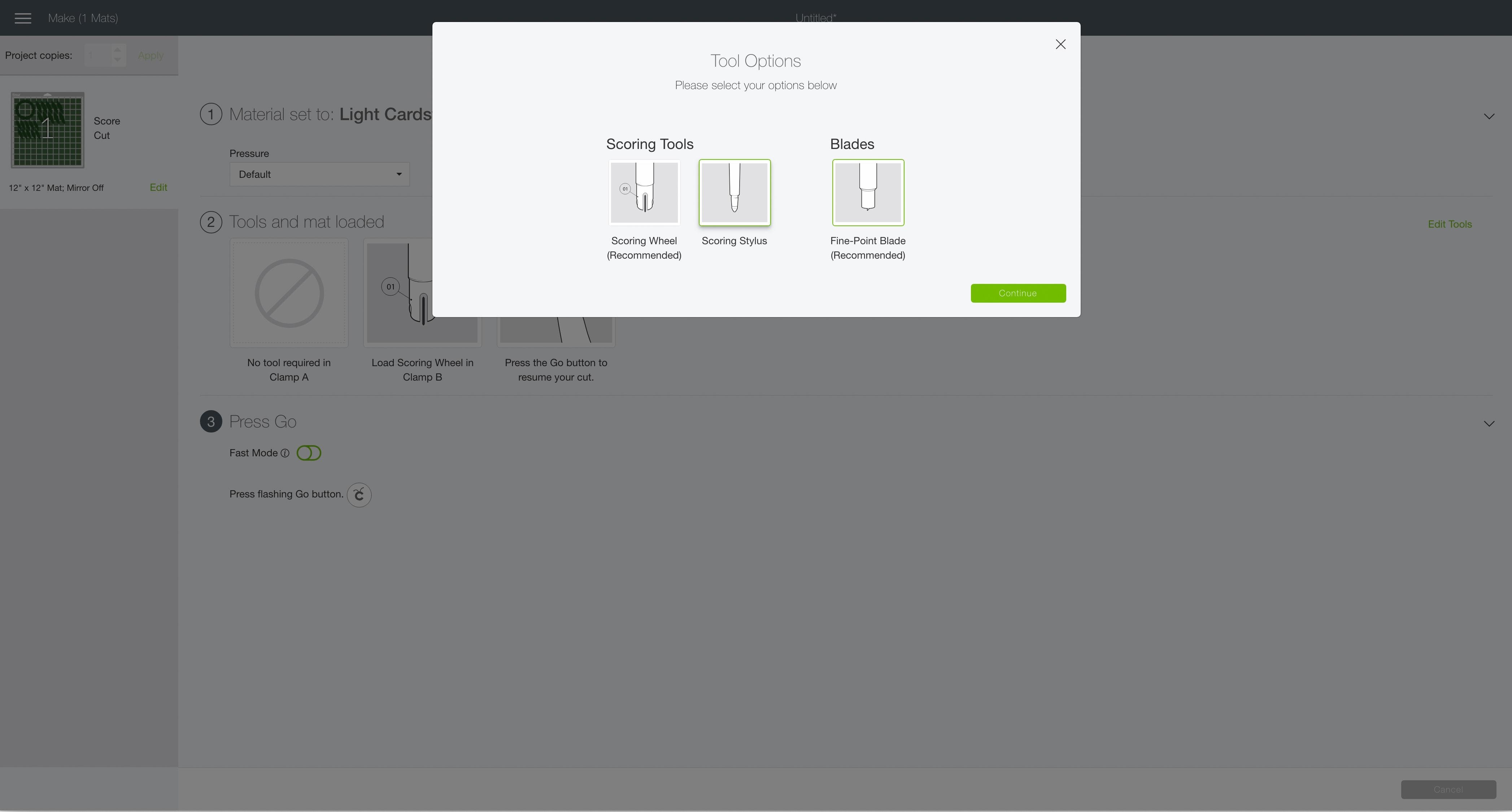 edit tools Cricut Design Space wreath gift topper