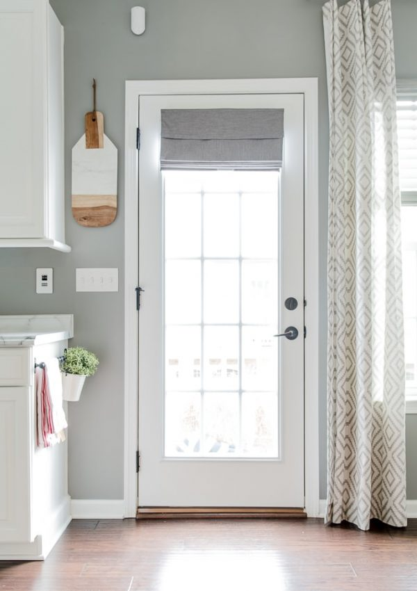 Beautiful Budget-Friendly Roman Shades
