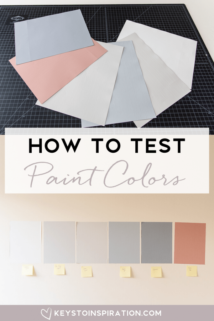 How To Test Paint Colors Christene Holder