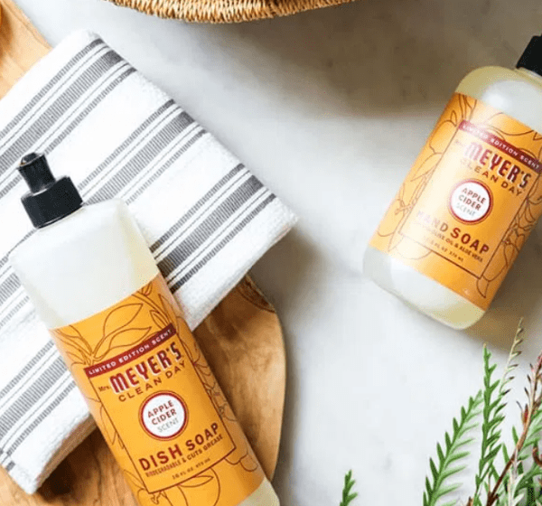 the best fall cleaning products for your home mrs meyers fall collection grove co