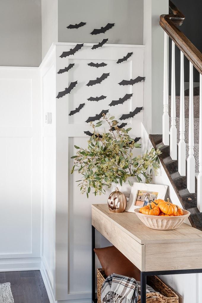 diy halloween bats decor home decor fall