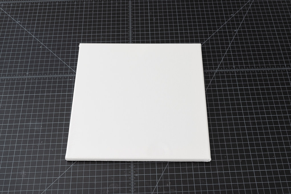 white square canvas