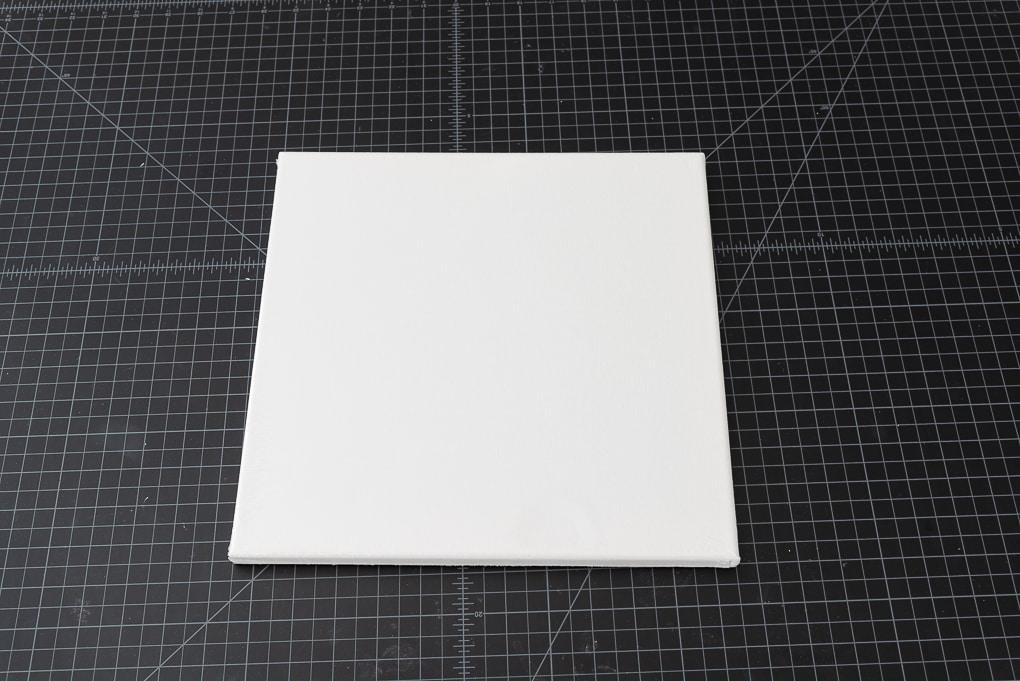 white square canvas