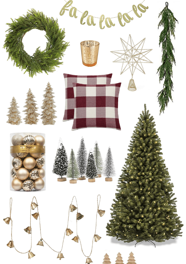 25 Beautiful Christmas Decor Items From Amazon