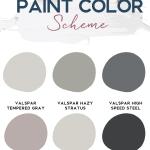 our home paint colors whole home paint color scheme gray home decor
